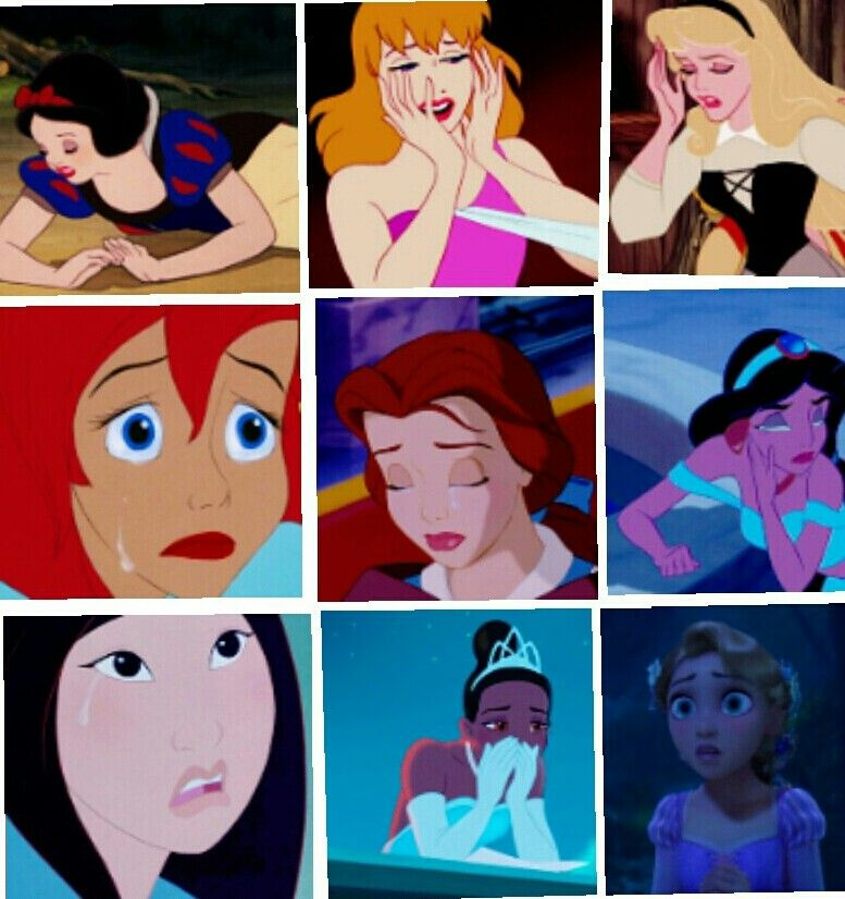 ... Crying princesses | FB COVERS, ISLAMIC COVERS, AND DP FOR WHATS APP