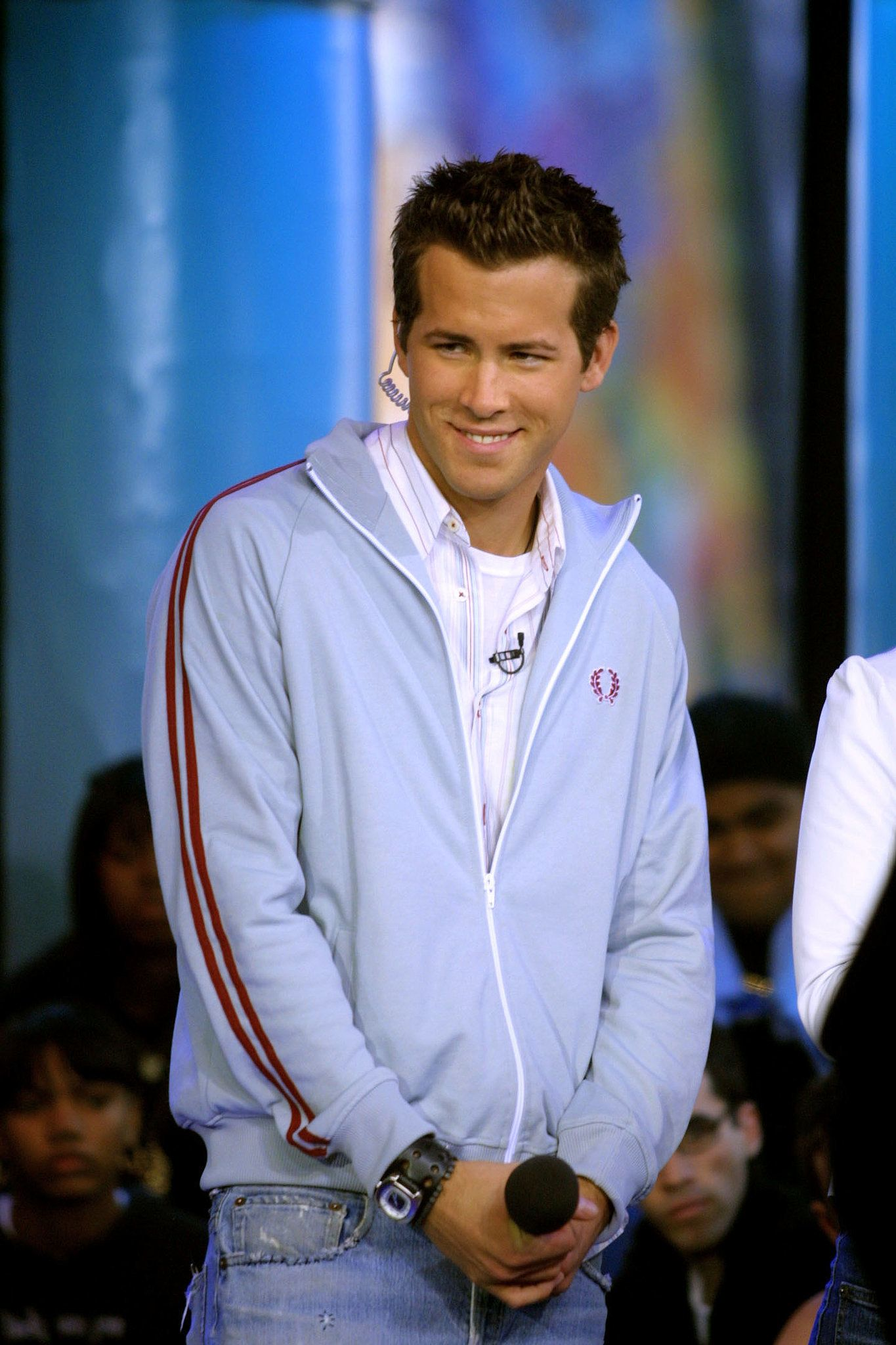 When He Visited Trl With Tara Reid Ryan Reynolds Ryan Reynolds