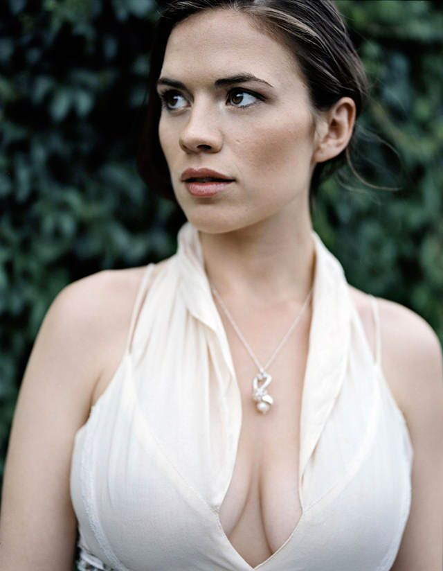 Hayley Atwell Lingerie Hayley Atwell Measurements Bra Size
