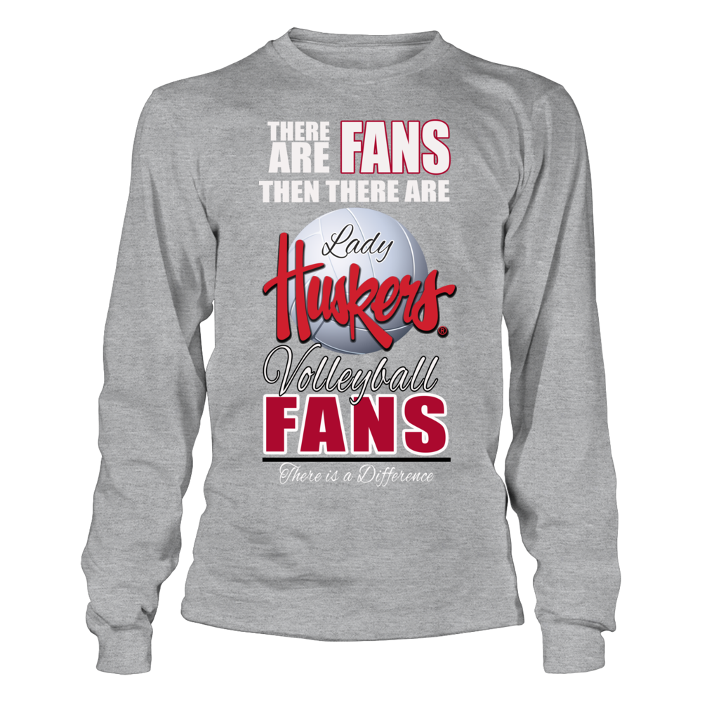 Nebraska Husker Volleyball Witness Some Of The Best Women S College Volleyball In The Country With The Nebraska Lady Hu T Shirt Long Sleeve Tshirt Men Shirts [ 1000 x 1000 Pixel ]