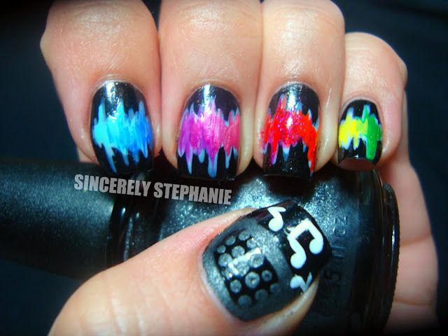 Dixie Stachnik This Is A Must Do Wave Nails Nail Salon And Spa Nails