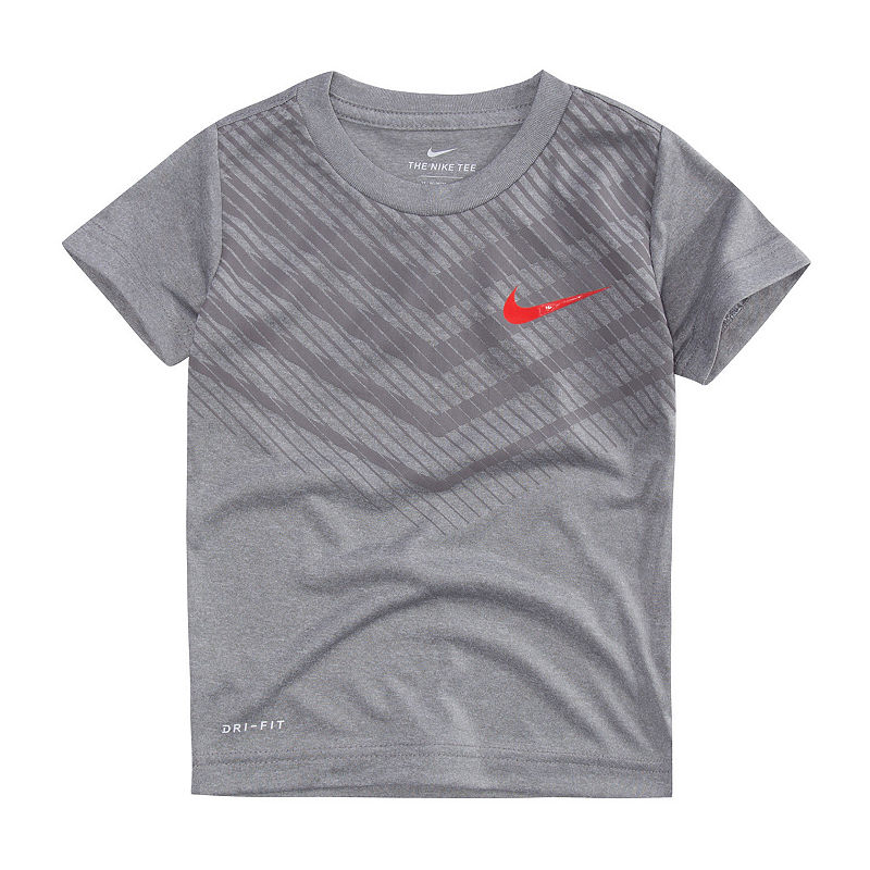 455a7267a Nike Dri-Fit Graphic T-Shirt-Toddler Boys | Products | Nike dri fit ...