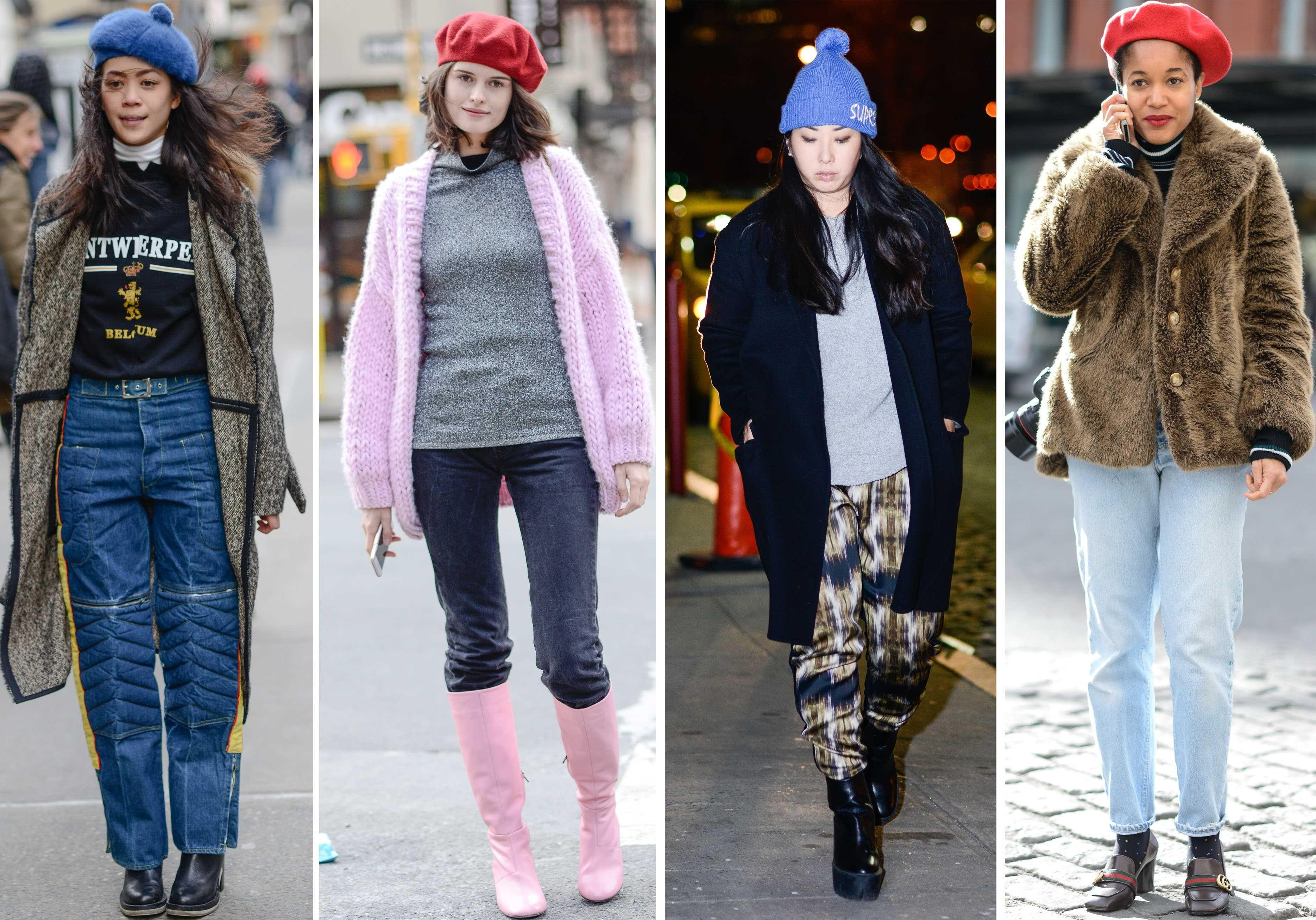 Arrancó la Semana de la Moda de Nueva York.  Estas son algunas lecciones de estilo que nos dejan sus asistentes.