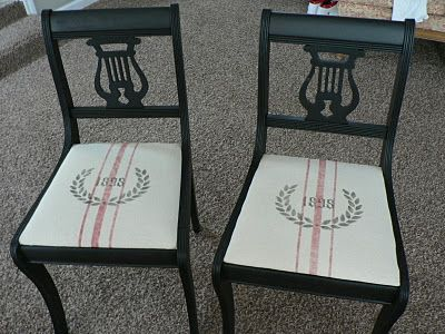 Super For The Love Of It Duncan Phyfe Table And Lyre Back Chairs Ncnpc Chair Design For Home Ncnpcorg
