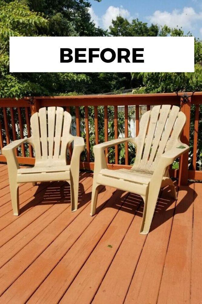 DIY Easy Porch Makeover Idea on a Budget in 2020 | Outdoor ...
