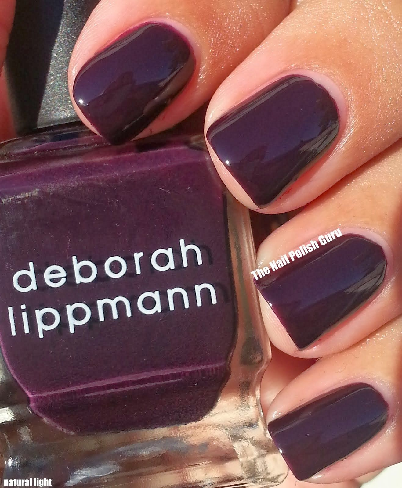 Deborah Lippmann Dark Side of the Moon | Deborah Lippmann - My Nail ...