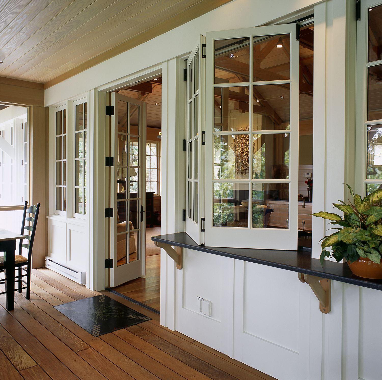 Sunroom Window Ideas: Donald Lococo Architects