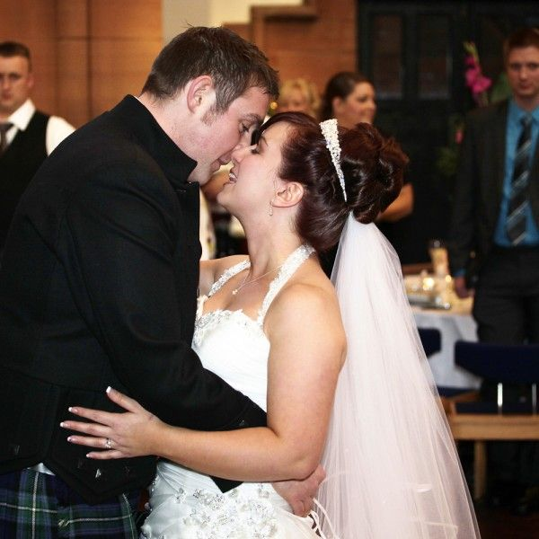 Wedding at the Barony Hall in Glasgow
