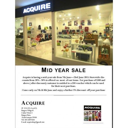 87d2c59d4c551e Acquire Mid Year Sale
