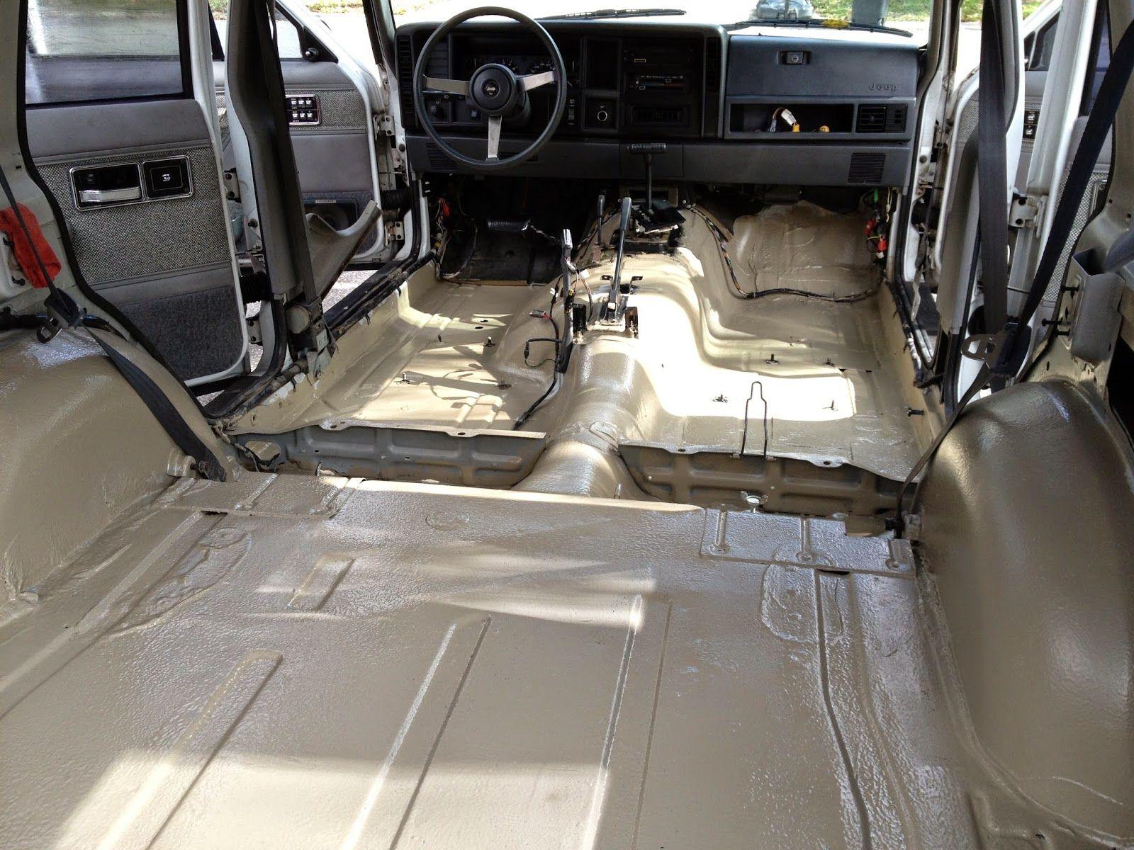 Jeep Xj Carpet