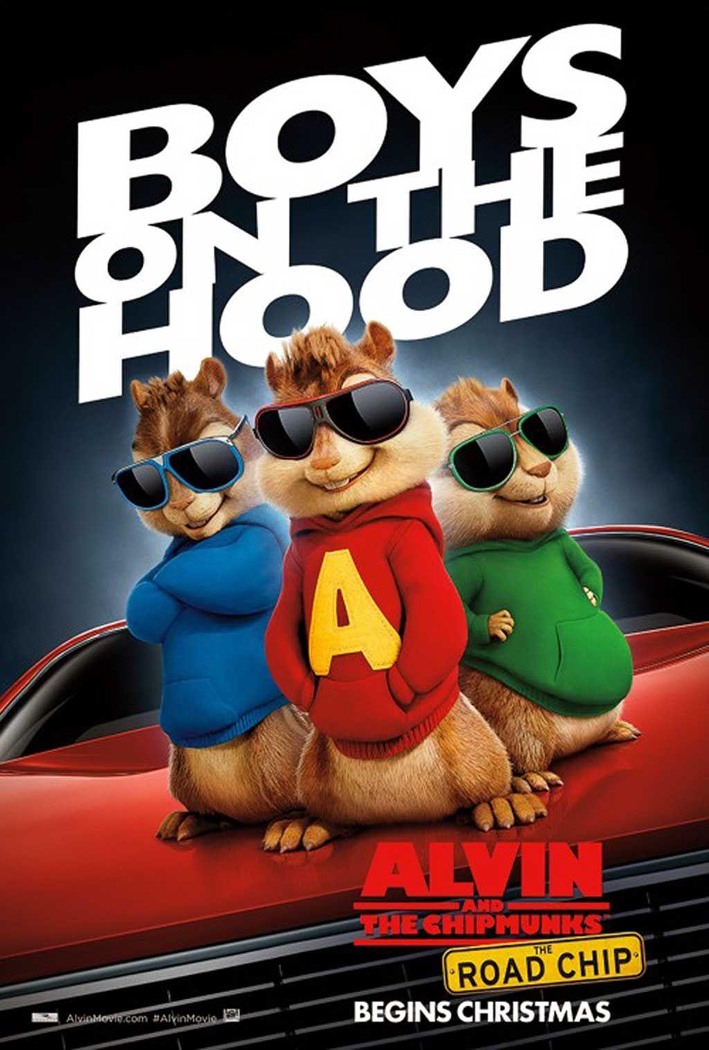 Alvin Et Les Chipmunks à Fond La Caisse : alvin, chipmunks, caisse, Alvin, Chipmunks, Caisse, Chipmunks,, Tamia,, Cinema, Guzzo