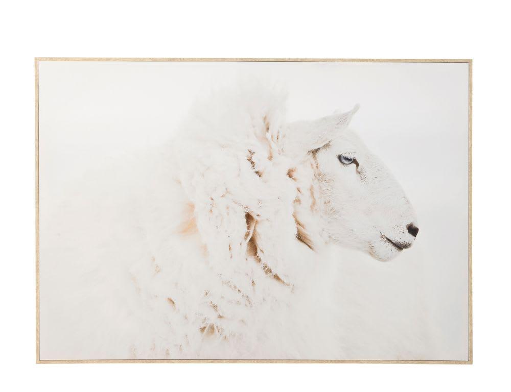 Wanddekoration Schafe Wanddekoration Schaf Bilder