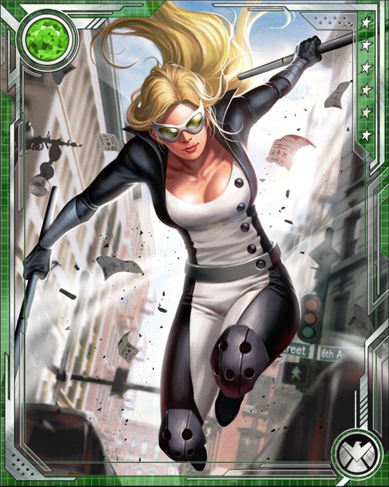 Mockingbird Marvel Universe Wiki The Definitive