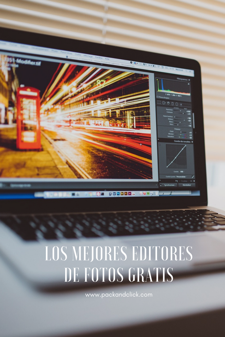 mejores editores de fotos iphone gratis