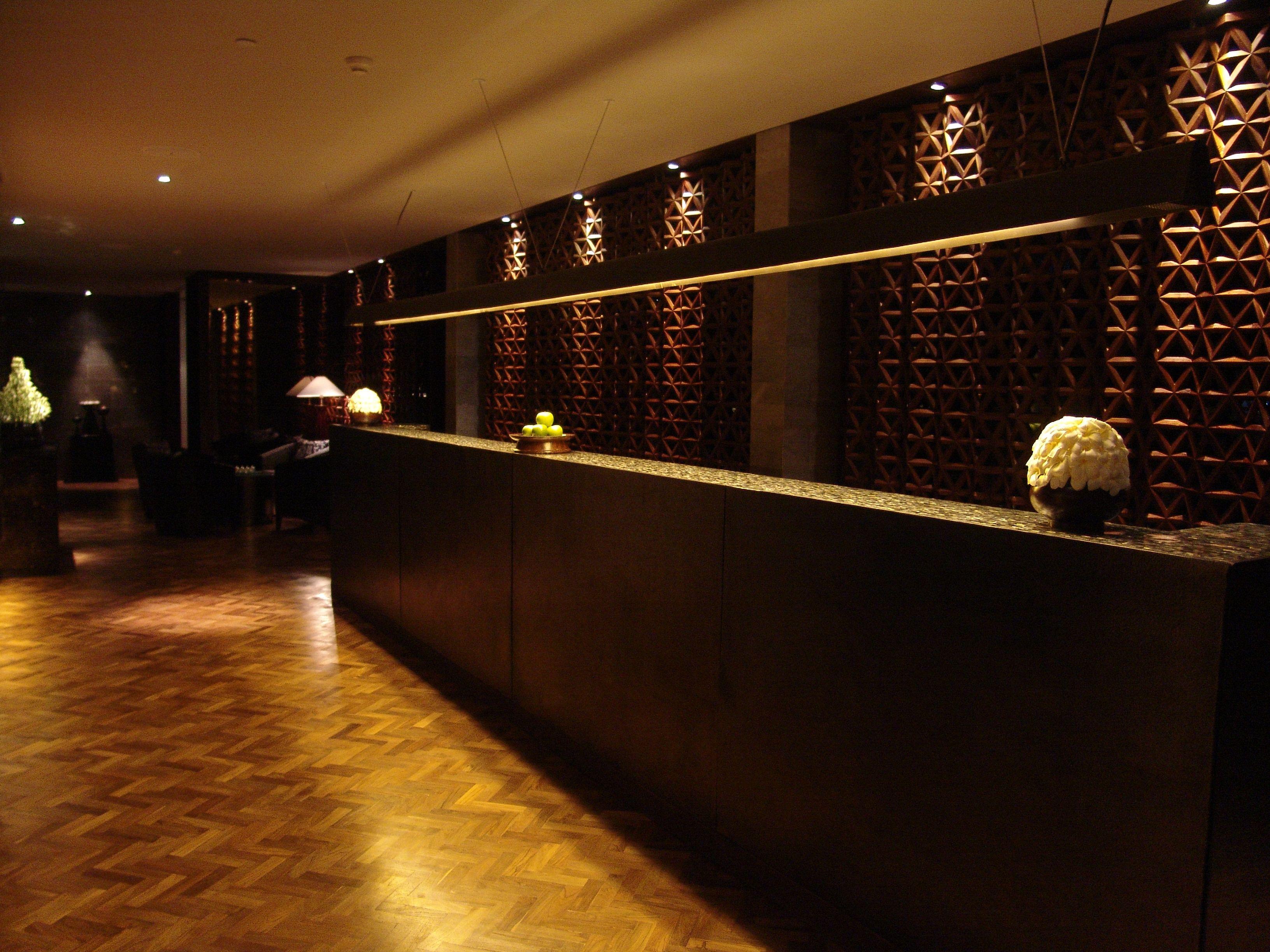Spa Lobby Linear Light
