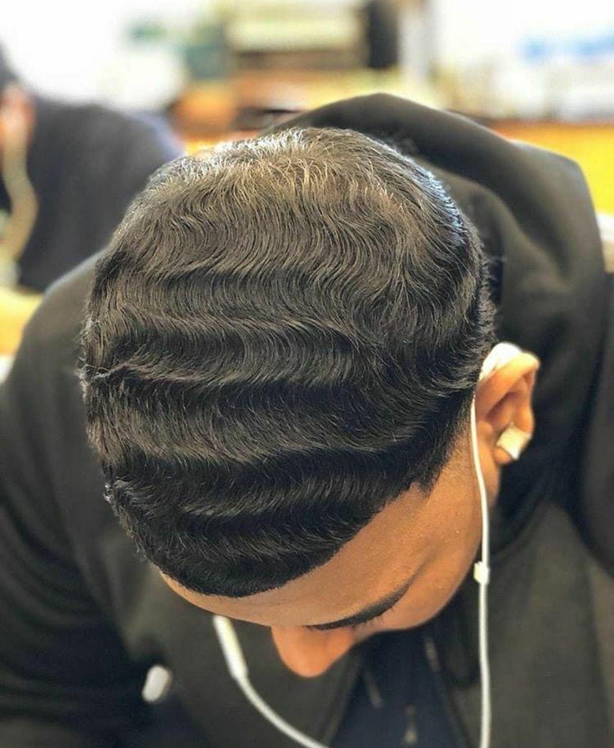 Pinterest Infinitixk Straight Hair Waves Waves Haircut Waves Hairstyle Men