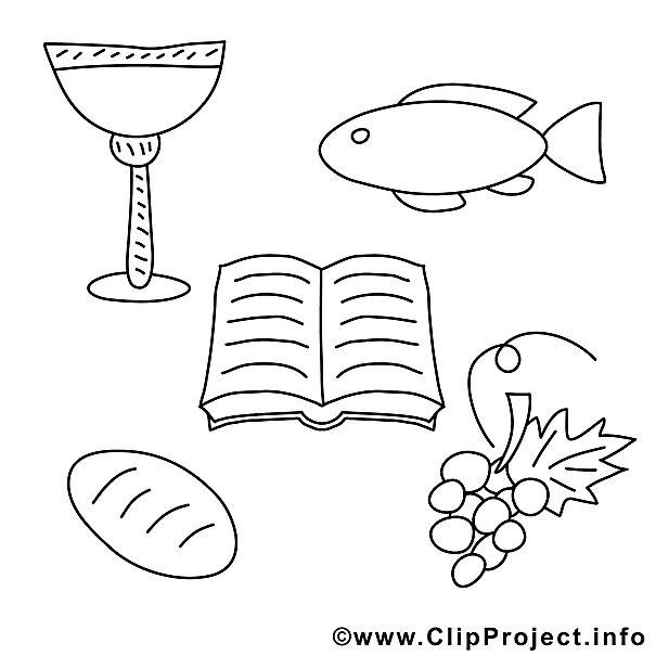Malvorlage Christlicher Fisch Aglhk