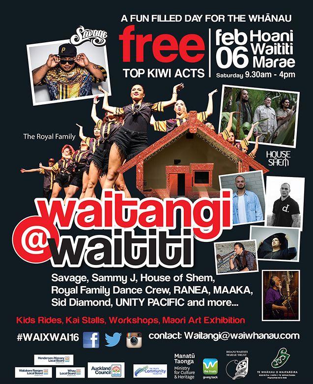 Te Whānau O Waipareira - Home