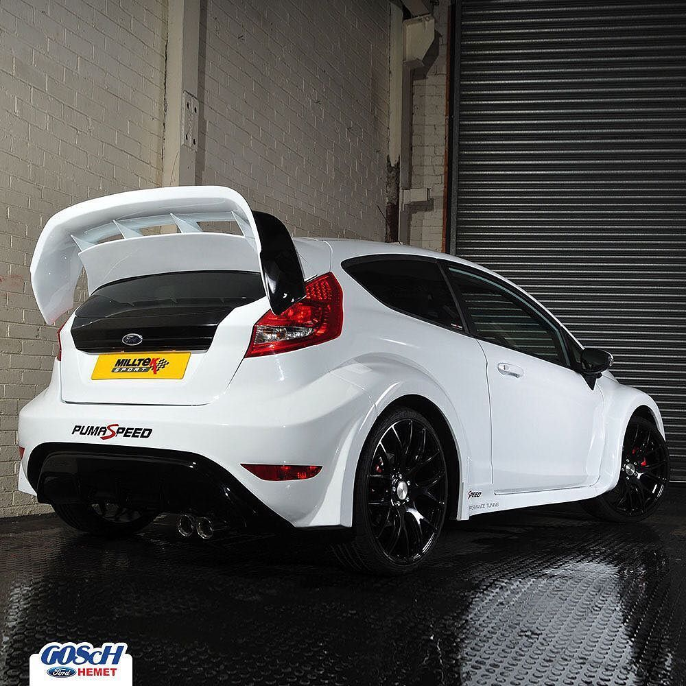 Customization Is Key Fiesta By Goschfordhemet Ford Fiesta St Ford Motorsport Ford