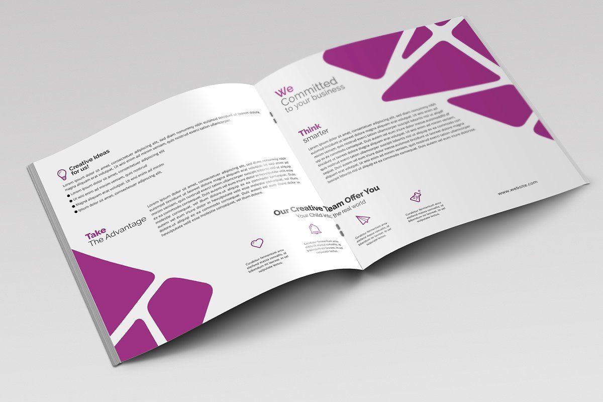 Bifold Brochure in 2020 Bi fold brochure, Brochure, Fold