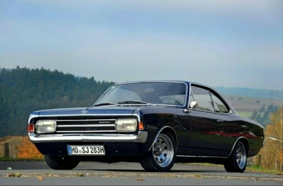 Opel Rekord Coupe 1969 Oldtimer Autos Autos Und Motorrader Youngtimer