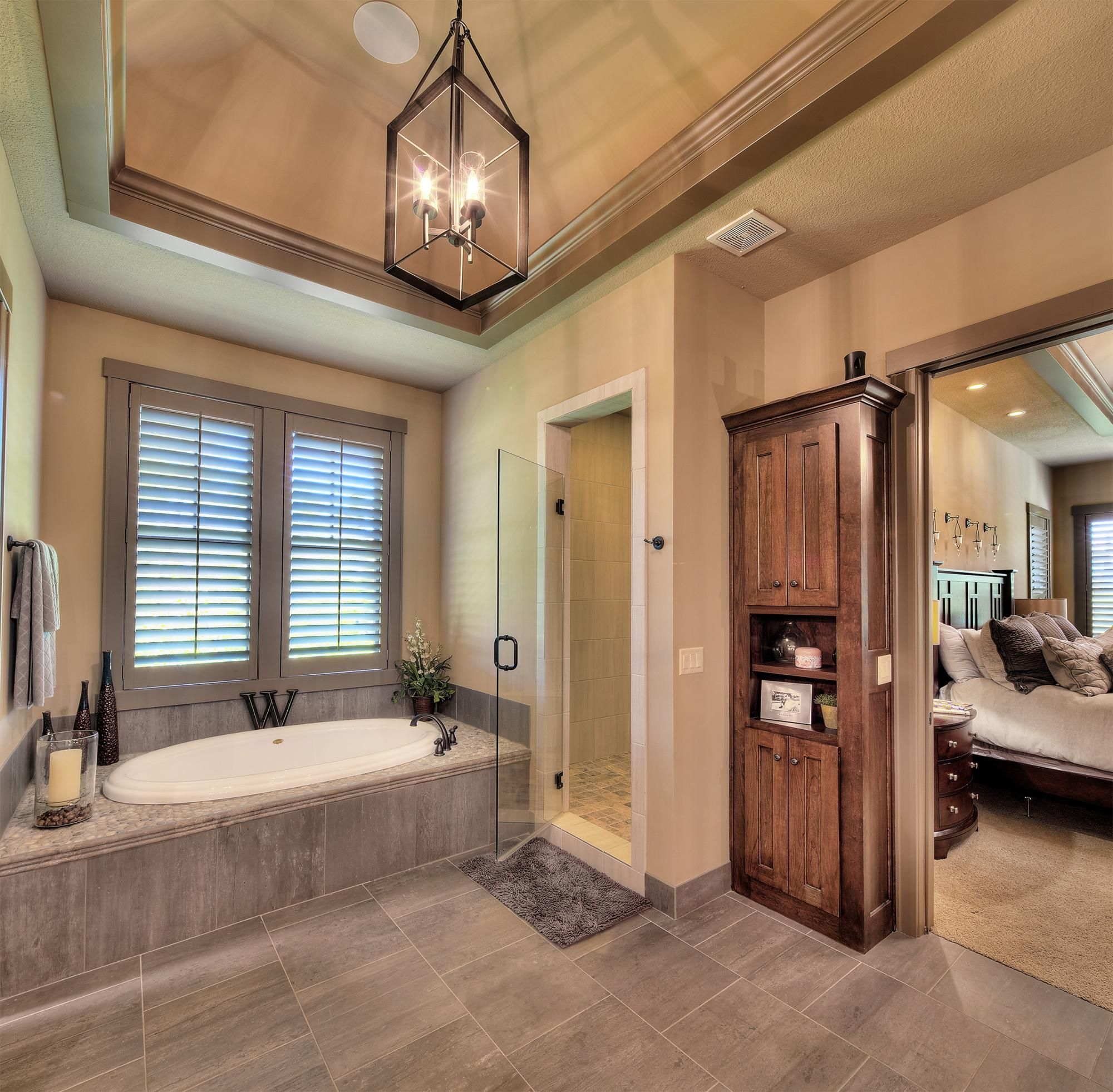 Bathrooms Photo Gallery | Custom Homes in Kansas City KS ...