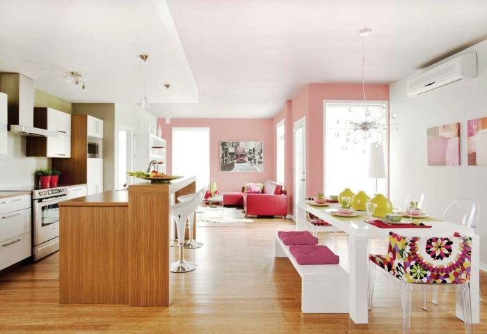 1001 Ideas De Decoracion En Colores Pastel Para Tu Casa