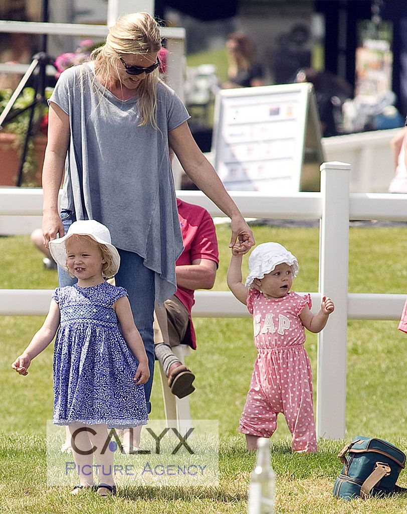 Savanah and Isla Phillips are daughters of Peter Phillips and his wife Autumn. They are Queen Elizabeth and Prince Philip's first great grandchildren. Savanah, born in 2010 is 13th in line of succession. Isla, born in 2012, is 14th in line to the throne.