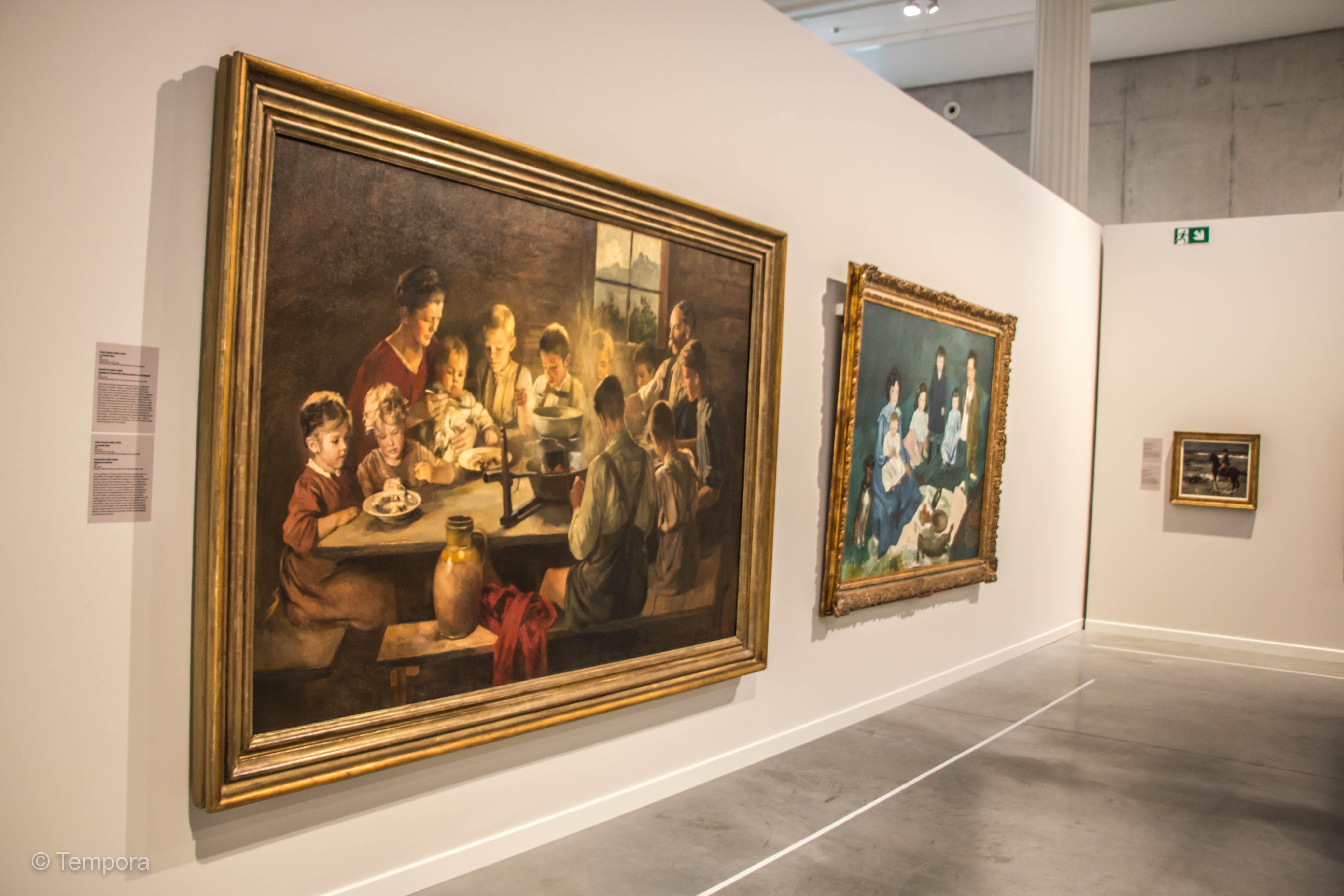 #Exhibition #Art #Painter #Gauguin #Picasso #Braque #Leger #Laurencin #Matisse #Painting #Liege #LaBoverie #Belgium