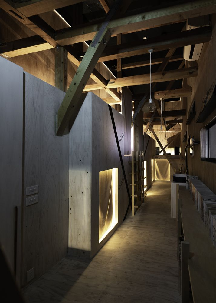 Endo Room Design: Gallery Of Music Guesthouse IKUHA / Td-Atelier + ENDO