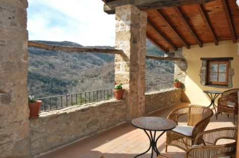Masia casa rural en venta Beget Girona http//www