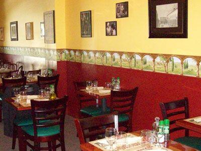 Interior Picture Osteria Natalina Fabulous Italian Restaurant In