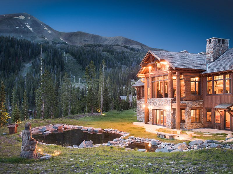 Located within two miles of Yellowstone National Park, the Yellowstone Ranch Preserve is a one-of-a-kind property, offering blue ribbon trout #fishing, abundant #wildlife, boating, Nordic skiing, hiking, biking and more! Improvements include the charming Whiskey Jug cabin and a newly constructed marina on the lake.