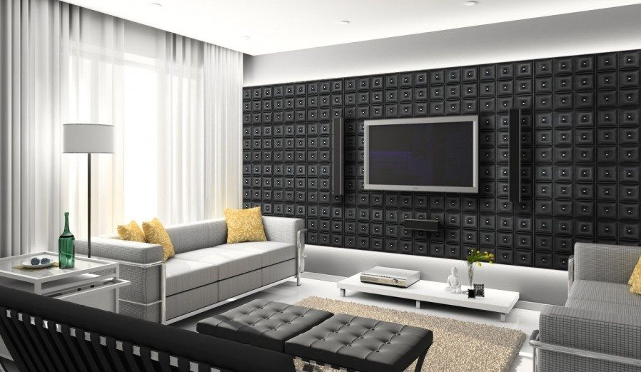 Diamonds In The Sky Faux Leather Tile Dct Lrt19 Relaxing Living Room Sitting Room Interior Design Living Decor