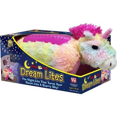 I Just Love My Magic Nightlife Unicorn Pillow Pet Animal Pillows Unicorn Pillow Pet Rainbow Unicorn