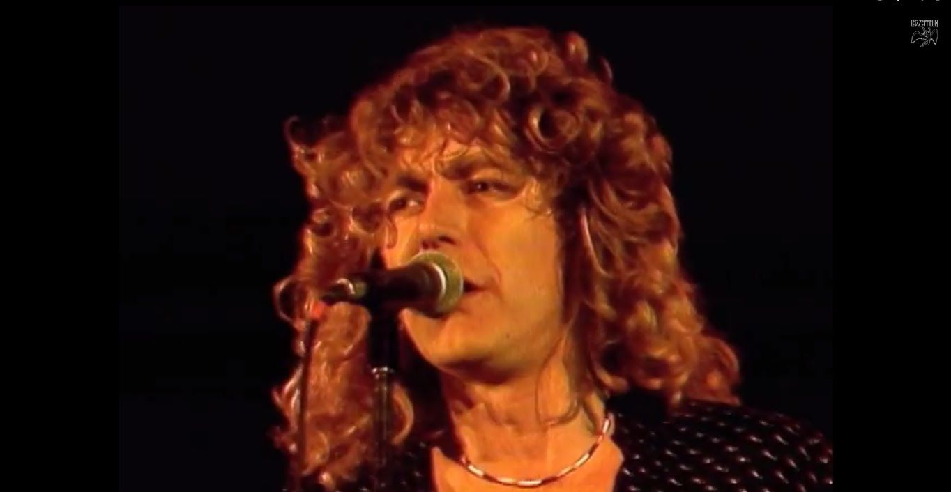 Led Zeppelin Kashmir Live Video I Love This The Best Of All