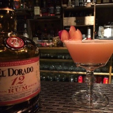 Cocktail eldorado prune harbor