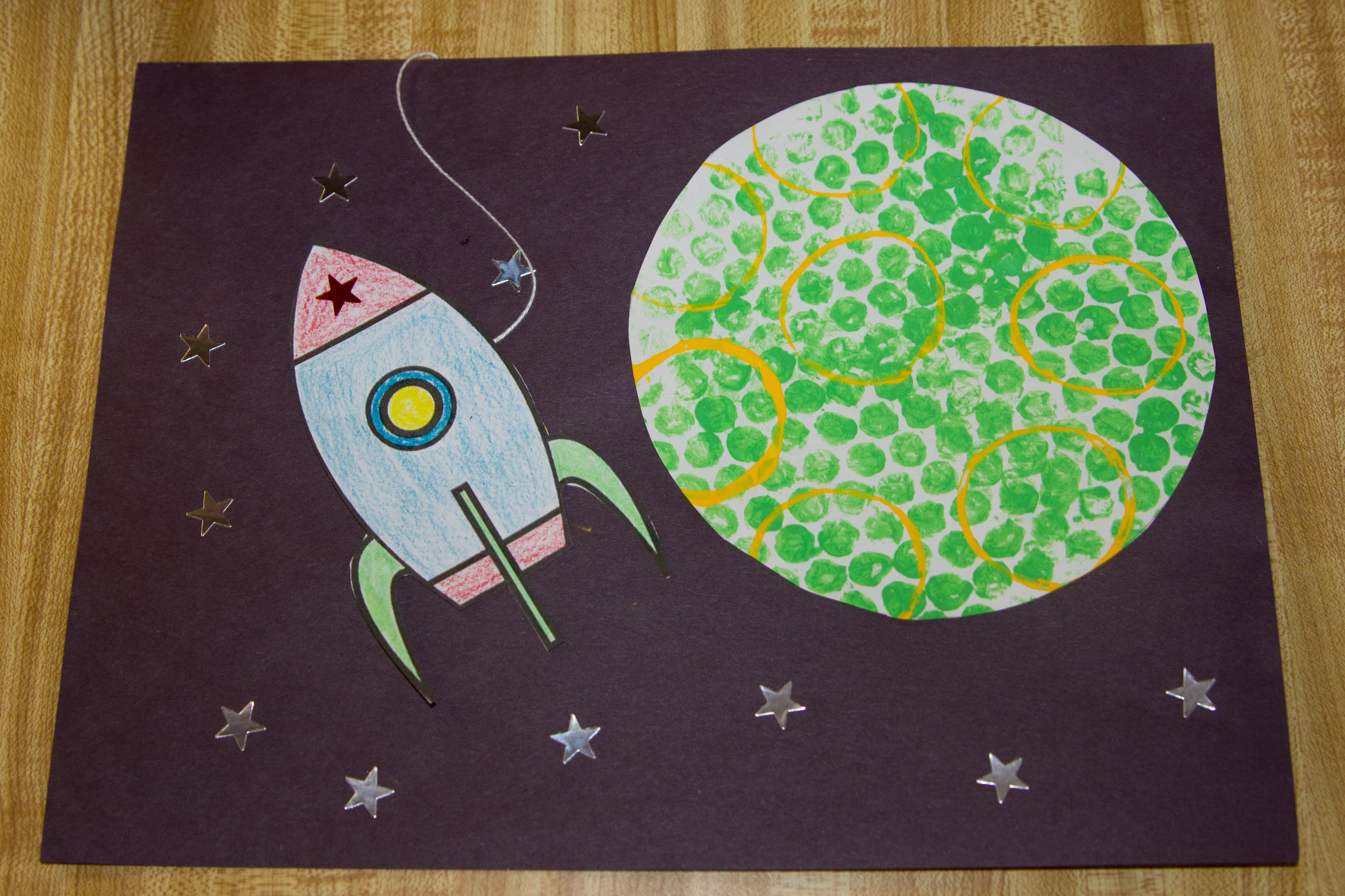 Outer Space Crafts | class | Pinterest | Outer space ...