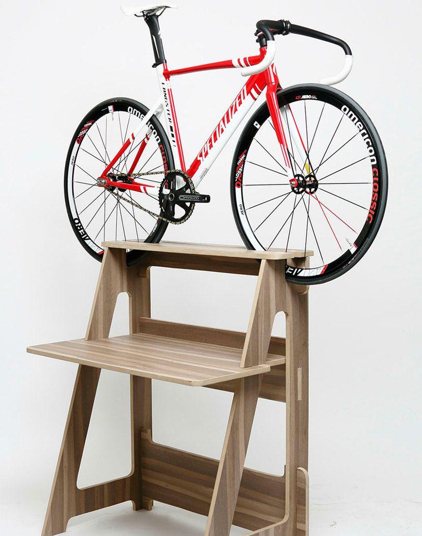 Muebles Para Bicicletas 2 Design Book Pinterest Bicicleta  # Muebles Bicicleta
