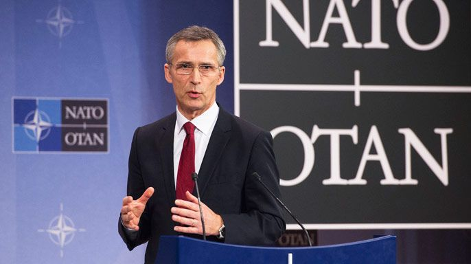 The Northern Alliance has announced details that NATO forces are working with Iraqi experts in order to train Iraqi security forces and next phase of training will be held in Jordan and Turkey.