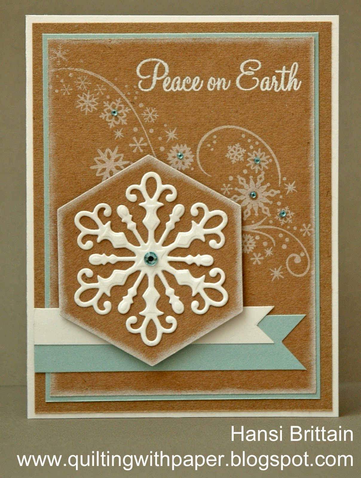 Quilting With Paper: Inspired by Gift Bags