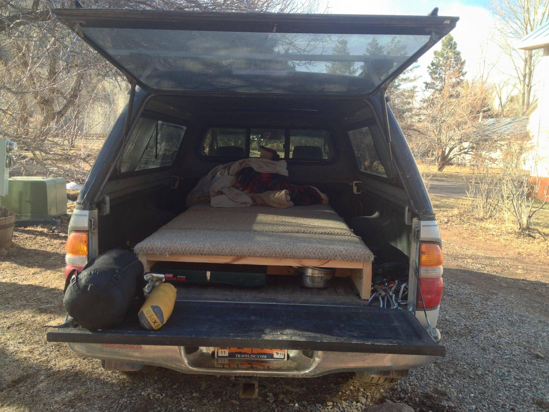 My new truck bed sleeping platform imgur truck pinterest my new truck bed sleeping platform imgur sciox Choice Image
