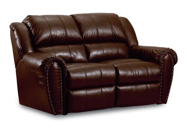 Astounding Summerlin Traditional Brown Leather Double Reclining Cjindustries Chair Design For Home Cjindustriesco