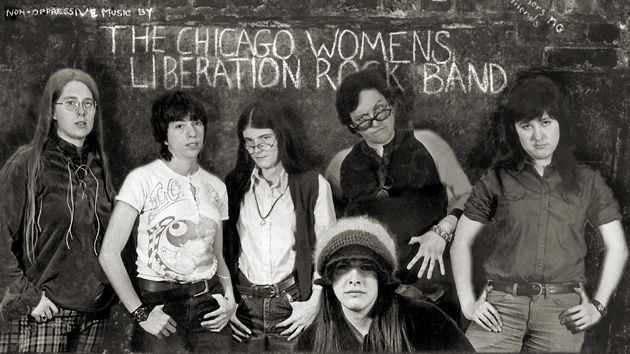 Meet The Witches Lesbian Separatists And Other Brave Feminists