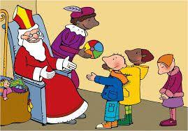 Jules bij de Sint | Sinterklaas, Thema, Zwarte piet