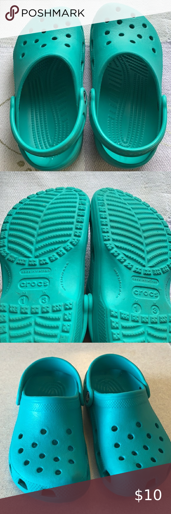 Crocs, Flip flop sandals, Crocs shoes