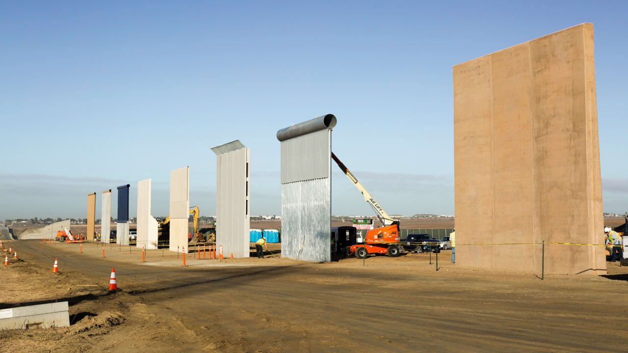 Does The Government Think It S Building The Wall From Game Of Thrones Building Concrete Wall Army Corps Of Engineers