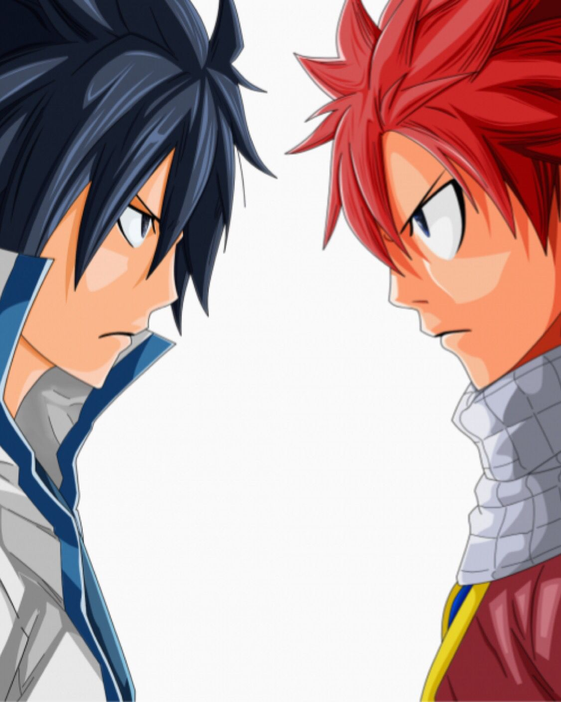 Gray Fullbuster and Natsu Dragneel    Fairy Tail   Fairy ...  Gray Fullbuster And Natsu Dragneel
