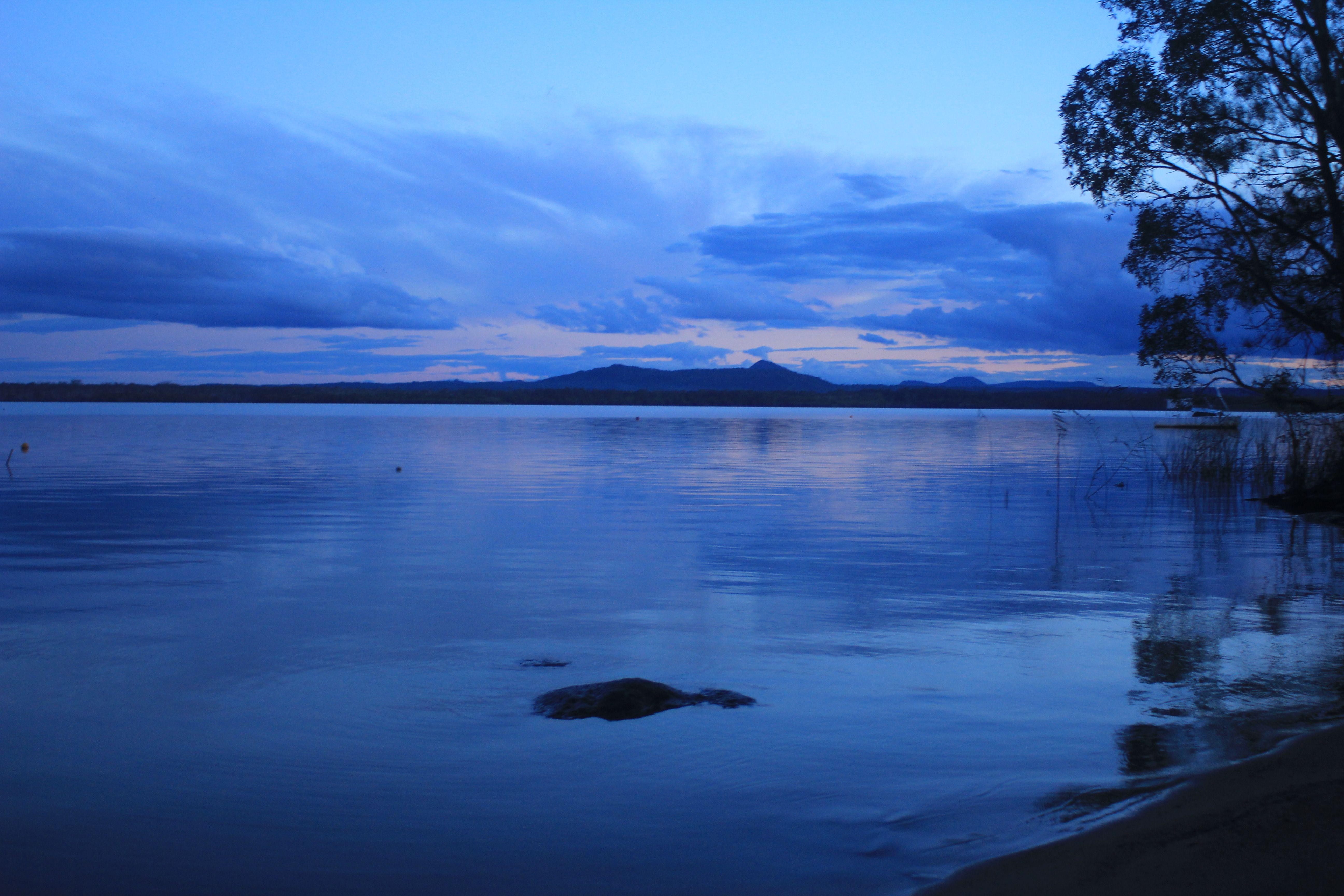 Lake near Noosa Qld, Australia