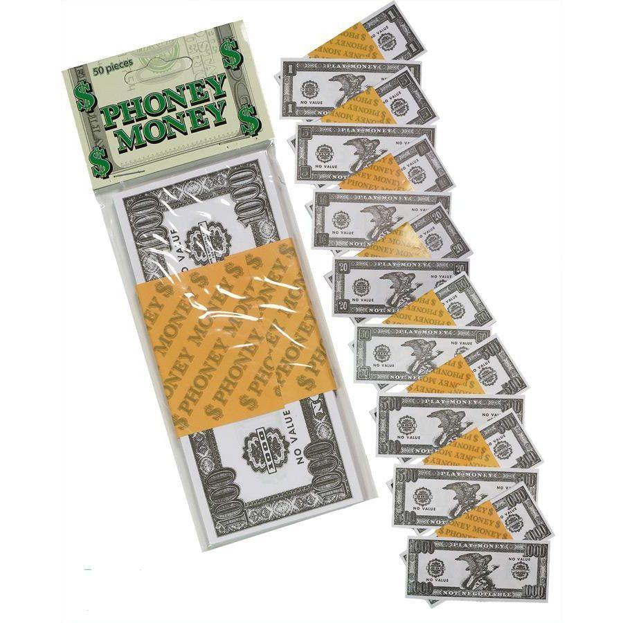 Phoney Money 100 50-pack
